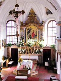 Pfarrkirche zum Hl. Vitus