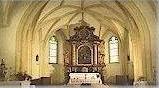 Filialkirche St. Brigida innen